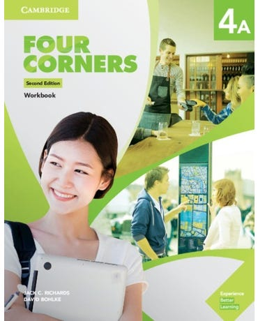Four Corners 4A - Workbook - Second Edition
