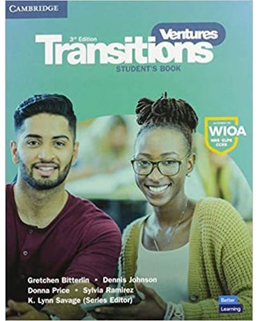 Ventures Transitions Level 5 Student 3Ed
