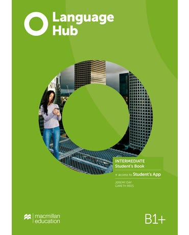 Language Hub Intermediate B1+ - Student's Book With Student's App And Workbook & Answer Key